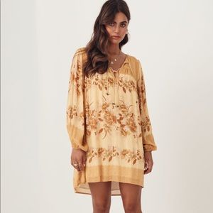 💮 Spell & the Gypsy Coco Lei tunic dress NWT 💮